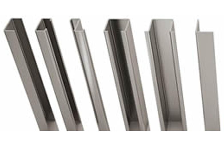 Troguer industria e com rcio de a o ltda - Perfil de aluminio en u ...